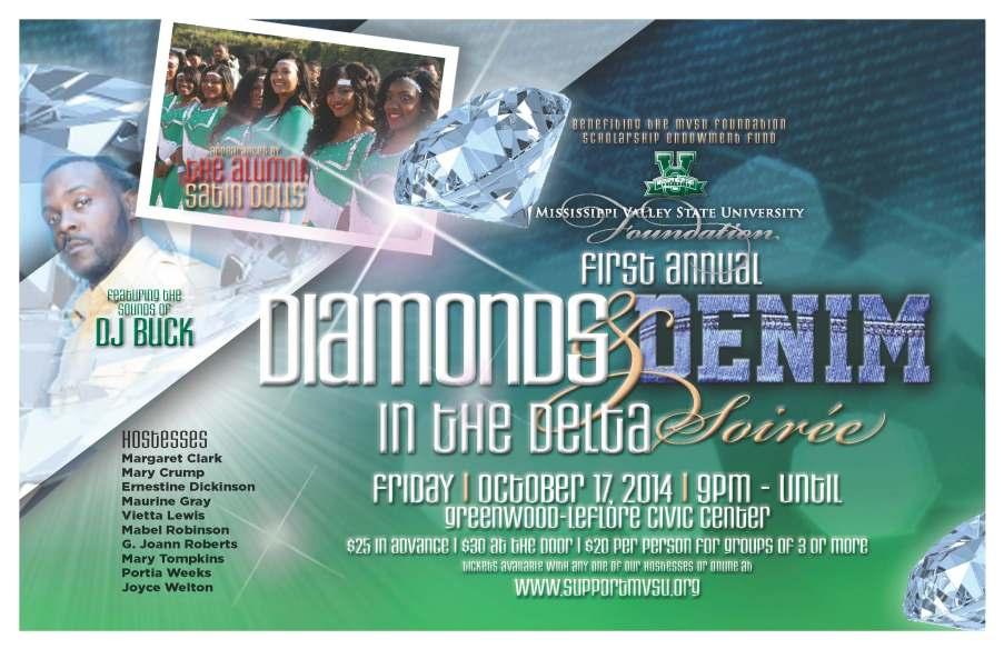 Diamonds&DenimintheDelta