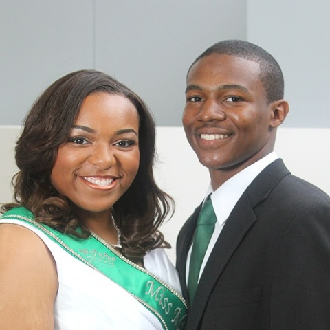 King and queen photo 2014
