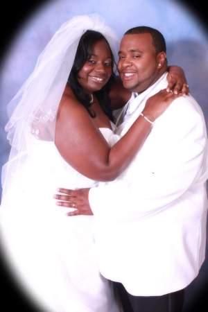 Brandon & Monique Johnson Holmes