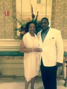 Gail & Derrick Battle