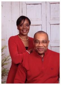 Thomas and Martha Shaffer